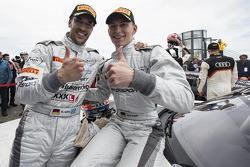 Race winners Maximilian Götz, Maximilian Buhk