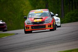 #70 CTF Touge Tuning Racing4Research Subaru WRX-STi: Ryan Eversley