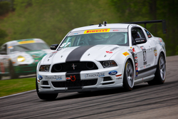 #87 iTrackZone Ford Mustang Boss 302S: Chris Outzen