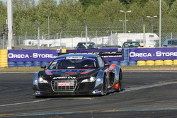 #36 Team Speed Car Audi R8 LMS Ultra: Mathieu Lecuyer, Vincent Abril