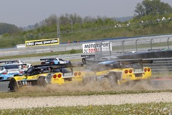 #18 Callaway Competition Corvette Z06.R GT3: Toni Seiler, Jeroen Bleekemolen, Callaway Competition Corvette Z06.R GT3: Lennart Marioneck, Remo Lips