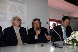 Press conference: the evolution of safety in F1, Giancarlo Minardi