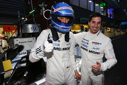 Pole position for Marc Lieb and Neel Jani