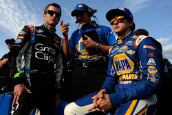 NASCAR-NS: Kasey Kahne and Chase Elliott