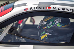 Patrick Long before GTLM qualifying