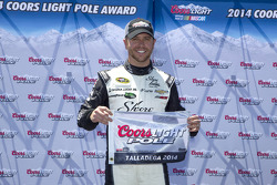 Polesitter Brian Scott, Richard Childress Racing Chevrolet