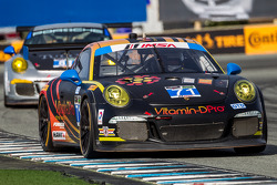 #71 Park Place Motorsports Porsche 911 GT America: Jim Norman, Craig Stanton