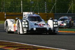 WEC: #14 Porsche Team Porsche 919 Hybrid: Romain Dumas, Neel Jani, Marc Lieb