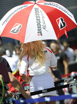 Lovely Bridgestone girl