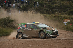 Yurii Protasov and Pavlo Cherepin, Ford Fiesta R5