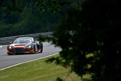 #3 G-Drive Racing Audi R8 LMS Ultra: Roman Rusinov, Stéphane Ortelli