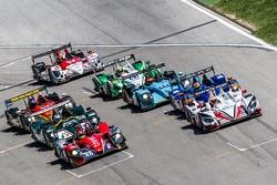 ELMS: Start: #38 Jota Sport Zytek Z11SN Nissan: Simon Dolan, Harry Tincknell, Filipe Albuquerque leads
