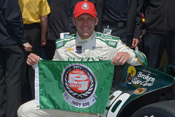 Polesitter Ed Carpenter, Ed Carpenter Racing Chevrolet