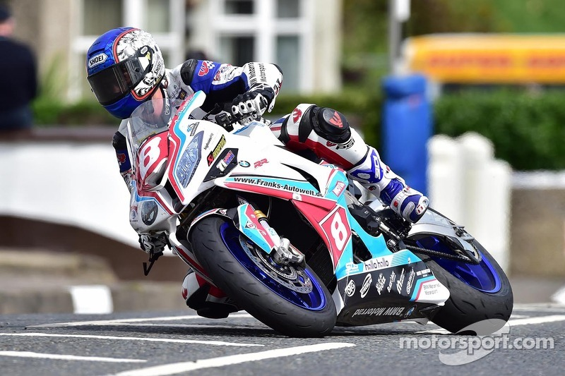 Simon Andrews, BMW S1000RR