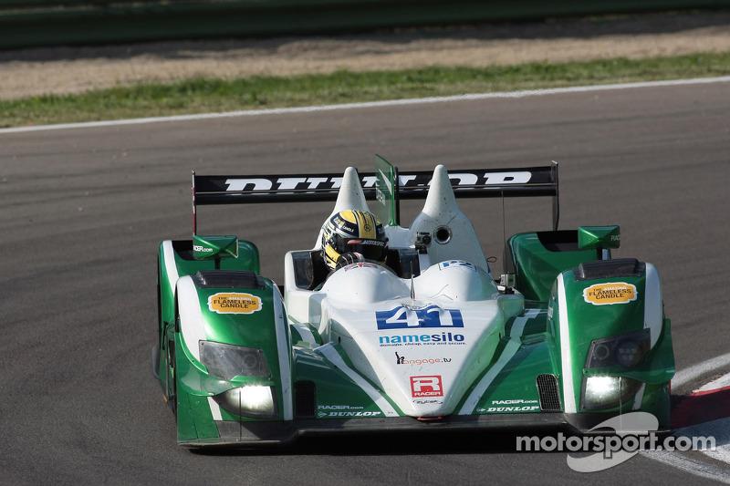 #41 Greaves Motorsport Zytek Z11SN Nissan: Tom Kimber-Smith, Chris Dyson, Matthew McMurry