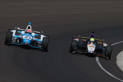 James Hinchcliffe, Andretti Autosport Honda and Townsend Bell