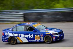 #80 BimmerWorld Racing BMW 328i: Kevin Gleason, Corey Fergus