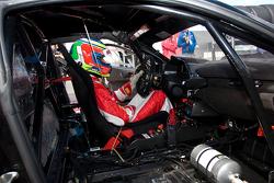 #111 Kessel Racing Ferrari 458 Italia: Stephen Earle, Freddy Kremer, Markus Mahy