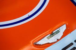 #99 Aston Martin Racing Aston Martin Vantage V8 detail
