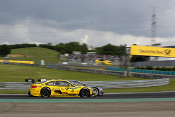 Timo Glock, BMW Team MTEK BMW M3 DTM and Edoardo Mortara, Audi Sport Team Abt Audi RS 5 DTM