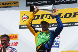 Round 10 Winner Colin Turkington