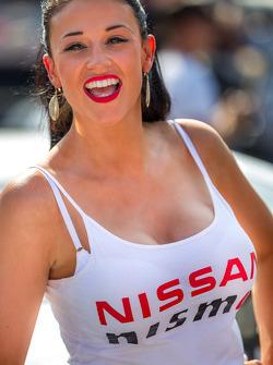 Nissan girl