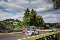 Start: #81 MSC-Rhön e.V.i. ADAC BMW M3: Daniel Dupont, Alain Giavedoni, Patrick Ancelet