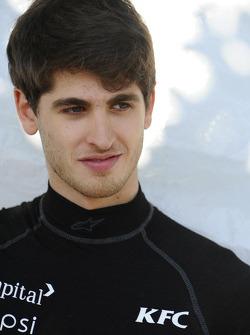EUROF3: Antonio Giovinazzi