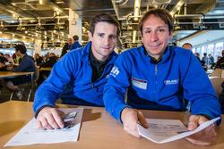 Martin Ragginger and Wolf Henzler