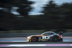 #12 TDS Racing BMW Z4: Henry Hassid, Nicky Catsburg