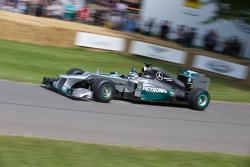 2011 Mercedes MGP W02