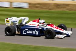 1984 Toleman-Hart TG184 - Alistair Davidson