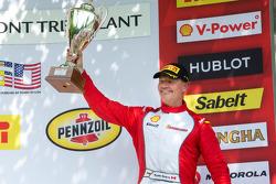 TP podium: third place Ryan Ockey