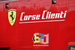 Corse Clienti signage