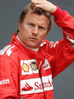 F1: Kimi Raikkonen, Scuderia Ferrari