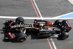 F1: Pastor Maldonado, Lotus F1 E21