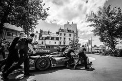 #26 G-Drive Racing Morgan - Nissan