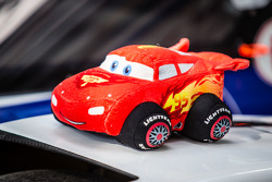 Mascot for #8 Toyota Racing Toyota TS 040 - Hybrid