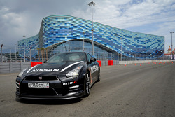 Nissan GT Academy visits Sochi