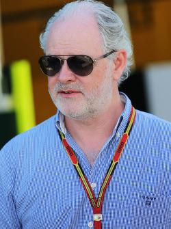 Richard Cregan, Rasgaira Owner, consultants to the Sochi Russian GP organisers