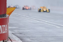 INDYCAR: Aborted start