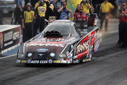 NHRA: Courtney Force