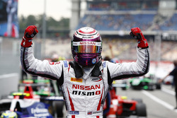 GP3: Race winner Jann Mardenborough