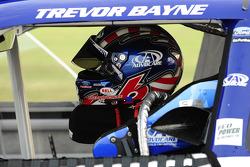 Trevor Bayne's helmet