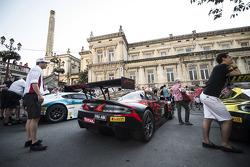 #38 MP Motorsport AMR Aston Martin Vantage GT3: Mark Poole, Joe Osborne, Richard Abra, Darren Turner