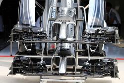 McLaren MP4-29 nosecones