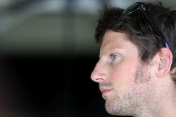 F1: Romain Grosjean, Lotus F1 Team