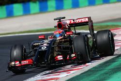 F1: Romain Grosjean, Lotus F1 E22