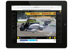 Preview of the Motorsport.com Generation 5 website