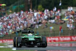 F1: Marcus Ericsson, Caterham F1 Team